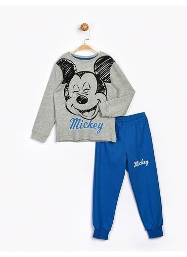 Mickey Mouse  Çocuk Takım 17144 Gri